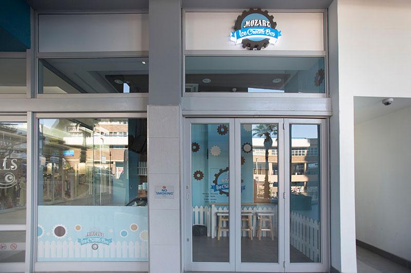 Mozart Ice Cream Bar