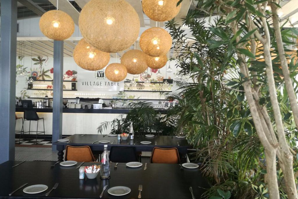 Village Table Restaurant The Pearls Of Umhlanga